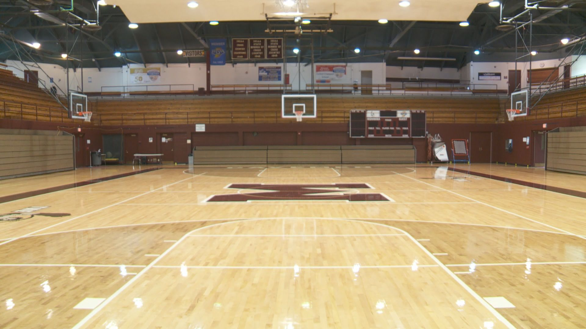 The Cave At Mishawaka High School Named One Of Top 10 Gyms In Indiana
